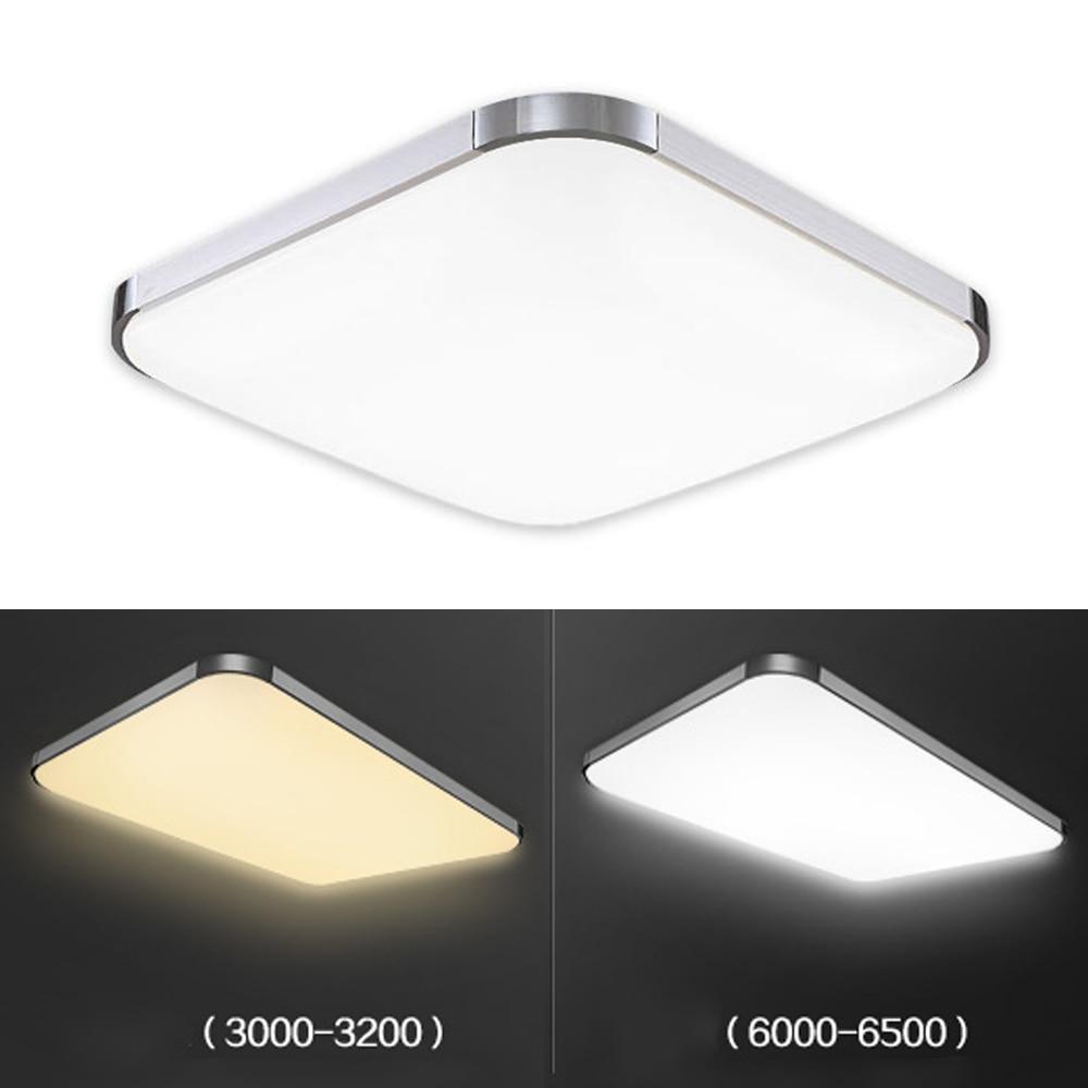 12 Watt/16 Watt/24 Watt Kristall Led-deckenleuchte für Wohnzimmer Led-deckenleuchte Led-leuchten Innenbeleuchtung Leuchte Warm Cool White