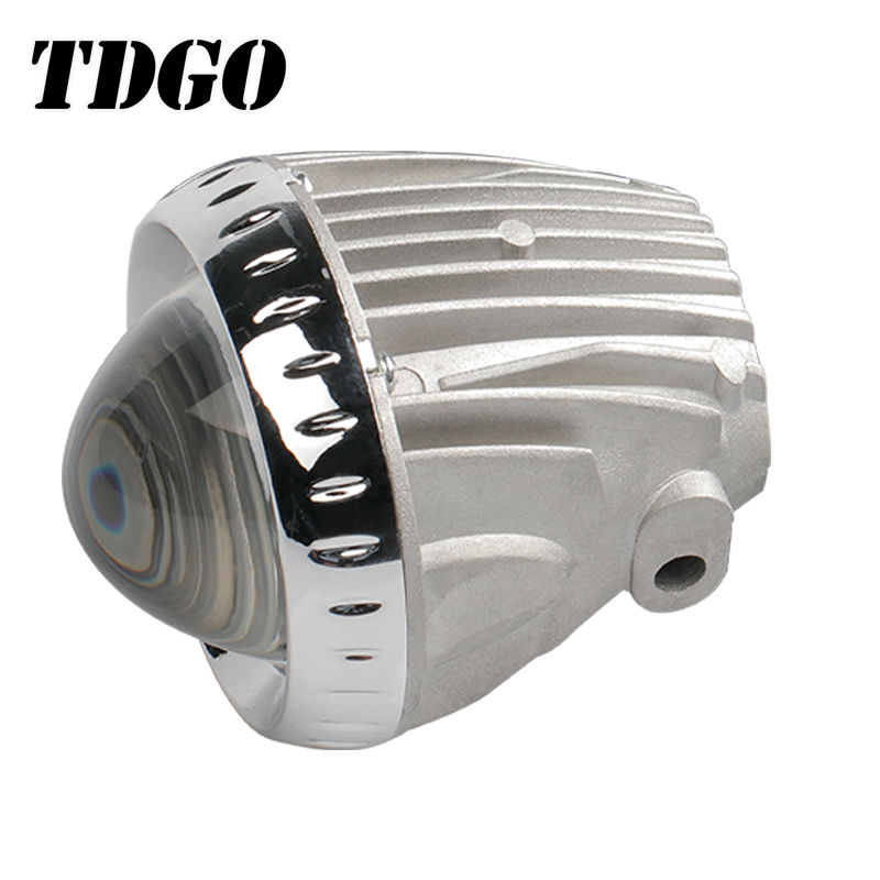 TDGO Led Motorcycle Headlight  Light Headlight Moto HeadLamp E-bike Electric Bike Car Motorcycle Bulb Moto DRL Lights Scooter