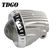 TDGO светодиодные фары мотоцикла свет фар моторная фара E-bike Электрический велосипед Автомобиль Мотоцикл лампы мото DRL огни скутер