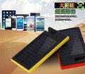 2016 НОВЫЙ ES900 12000 мАч Portable solar power bank Марка Powerbank резервного Питания аккумулятор Зарядное устройство для всех мобильных телефон