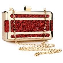 2021 сумка клатч с блестками женские модные роскошные сумки