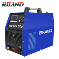 RILAND Plasma Cutter 380V LGK60G Cutting Thickness 1.0 20mm For Carbon Steel CUT Stainless Steel Aluminum Steel Cutting Machine