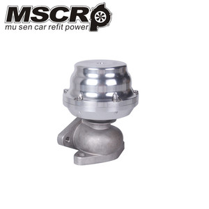 Image 5 - TIPO UNIVERSAL 2 38 MM 14PSI EXTERNO WASTEGATE GT TURBO ESCAPE de BYPASS