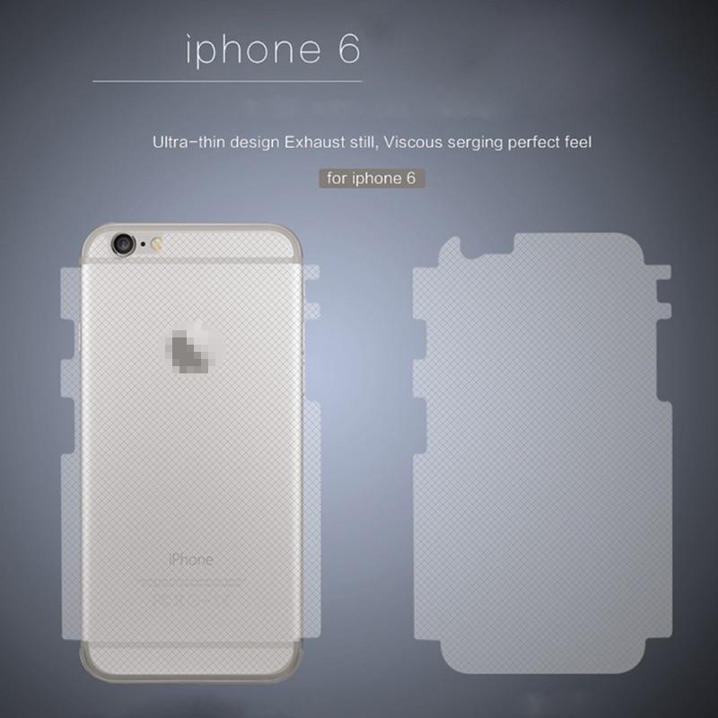 Pro iPhone 8 7 7plus HD Chrániče čisté obrazovky Zadní kryt HD - Příslušenství a náhradní díly pro mobilní telefony