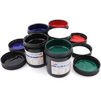 5PCS MECHANIC 100ML Green UV Solder Mask BGA PCB Coating Anti corrosion Arc Solder Paste Flux PCB UV Photosensitive Ink