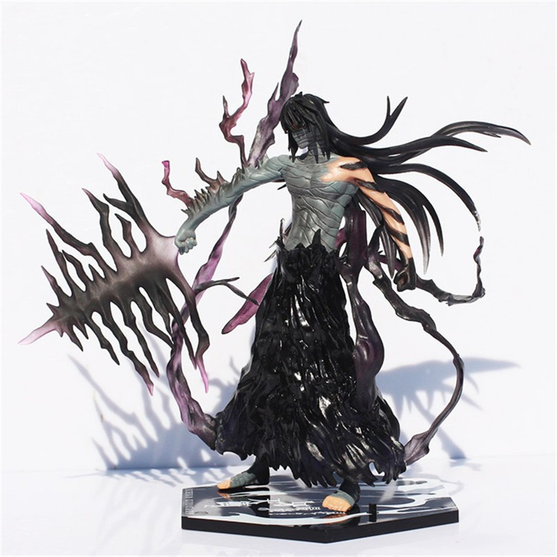 Bleach Kurosaki Ichigo Action figure toys Japanese Anime Model PVC action Figma toys For Anime Lover asgift 18cm N105 bleach kurosaki ichigo action figure toys japanese anime model pvc action figma toys for anime lover asgift 18cm n105
