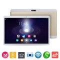 Оригинал ZFINER 10 дюймов Tablet PC Окта основные 4 ГБ RAM 64 ГБ ROM 1920X1200 IPS Unlock 4 Г FDD LTE Android 6.0 GPS Pad 10 10.1 подарки