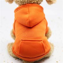 Теплая одежда для собак пальто маленьких куртка щенков Йорка