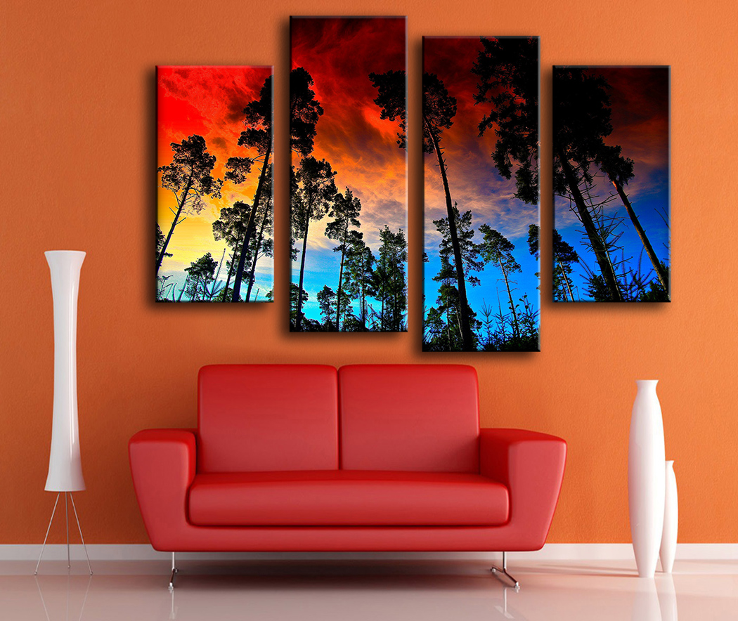 Popular nature art prints buy cheap nature art prints lots for Where can i find cheap home decor