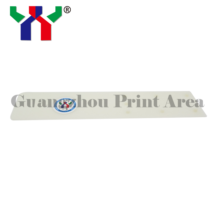 Plastic Sheet for Roland 700 Offset Printing Machine 229 50mm 7 dots on it 20 pcs