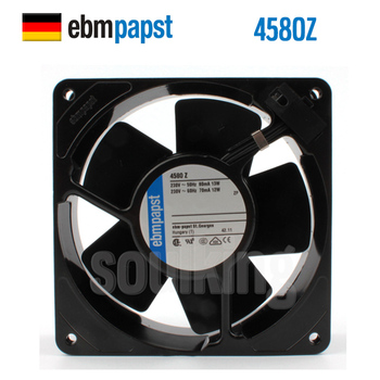 NEW ebmpapst PAPST 4580Z 12038 230V 13W metal frequency Axial cooling fan