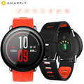 Xiaomi huami amazfit deporte reloj tiempo real gps glonass 4.0ble cerámica bluetooth monitor de ritmo cardíaco del pulso + wi-fi para el chino