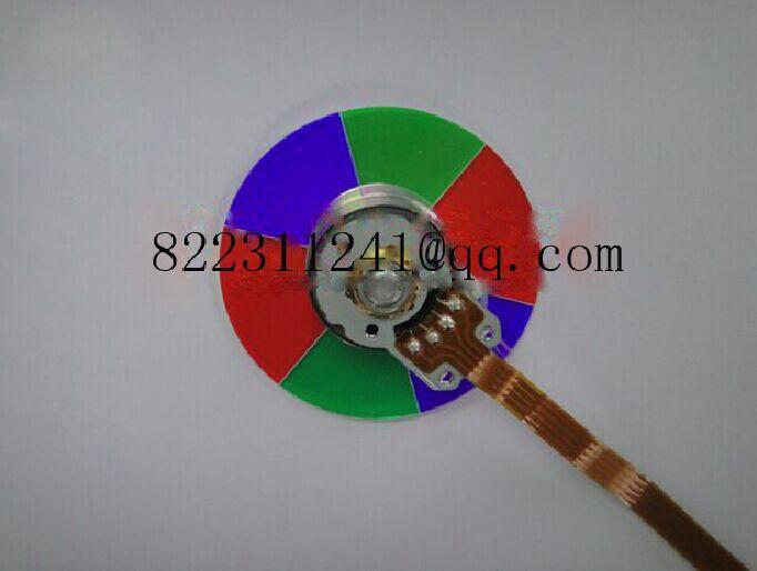 ФОТО NEW original Projector Color Wheel for Optoma HD73 wheel color