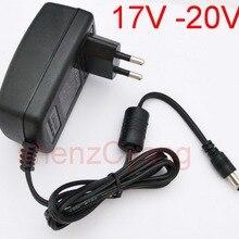 1 шт. 17 V-20 V 1A адаптер переменного тока Зарядное устройство 1000mA сумка чехол для колонок и 1 2 3 Мобильный Динамик 404600 306386-101 17V 20V 1A штепсельная вилка европейского стандарта iii ii