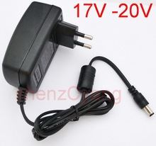 1 ADET 17 V 20 V 1A AC Adaptör Şarj Cihazı 1000mA Bose SoundLink 1 2 3 Mobil Hoparlör 404600 306386 101 17 V 20 V 1A AB tak iii ii