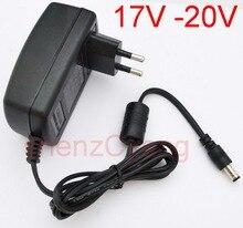 1PCS 17V 20V 1A AC Adapter Charger 1000mA for Bose SoundLink 1 2 3 Mobile Speaker 404600 306386 101 17V 20V 1A EU plug iii ii