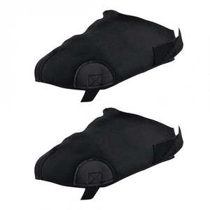 Shoes Road-Toe-Cover Top-Ski-Boot-Coverkeep-Warm for Winter Sports Warm-Protector Wear-Resistant