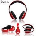 Symrun Беспроводные Стерео Наушники Bluetooth Гарнитура Спорта Наушники С Микрофоном Для Запуска Мини-Гарнитура Bluetooth