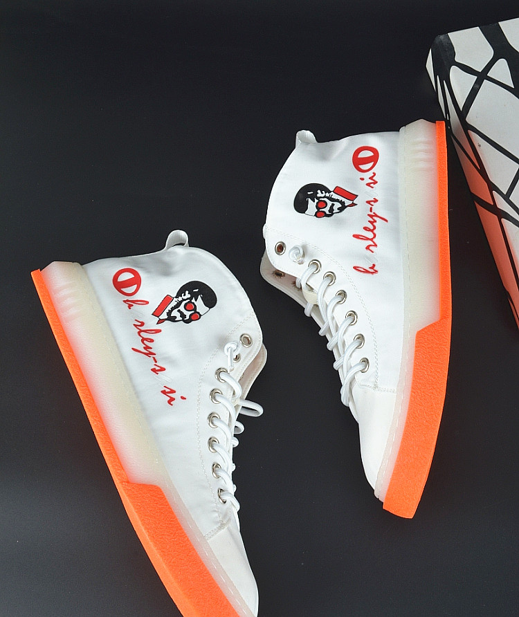 2019 Summer new high ice silk cloth men's shoes casual shoes, Korean breathable plate shoes men help small white shoes-in Basic Boots from Shoes on Aliexpress.com | Alibaba Group 75
