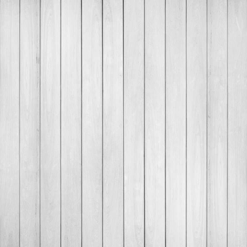 Vinyl Photography Background White Wooden Floor Computer Printed Children Backdrops for Photo Studios ZH-154