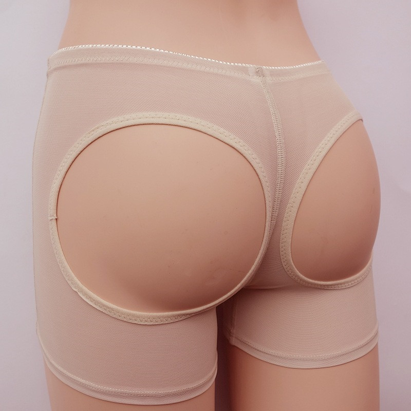 9f331f0f8b2ce Women Butt Lifter Shaper Control Panties Sexy Buttocks Enhancer Panty  Boyshort Tummy Undies Bottom SHAPEWEAR-in Control Panties from Underwear    Sleepwears ...