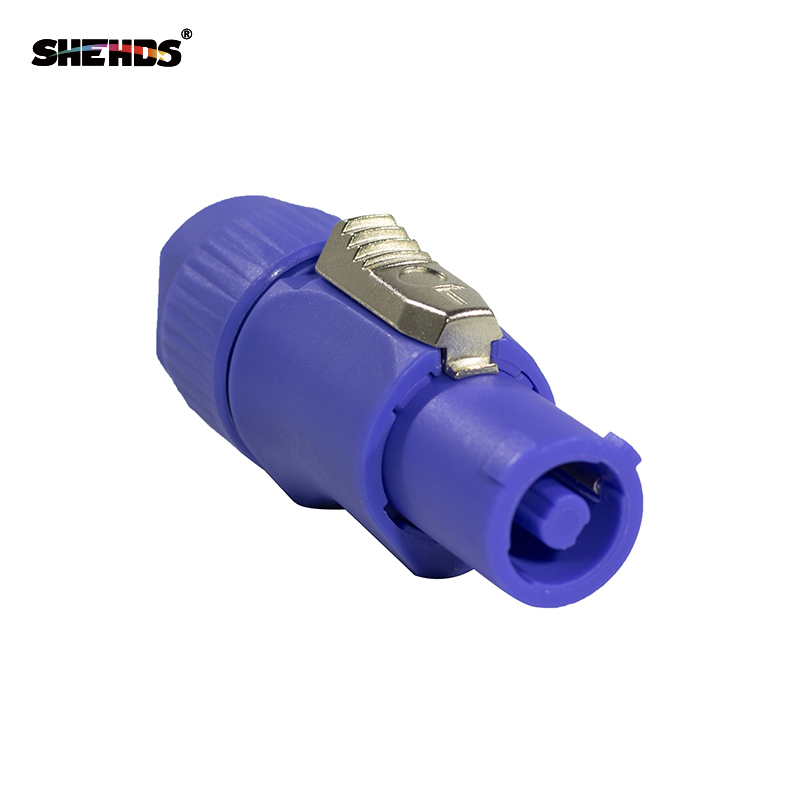 PowerCon DMX Cable Power Connector Hand In Hand For Power Input DMX Stage Lighting Dj Equipment Stage Lighting Fitting Products