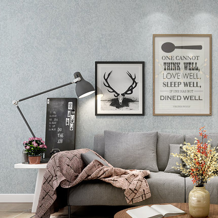 Simple Modern Plain Wallpaper Gray Living Room Bedroom Study TV Background Solid Color Non-woven Wall Paper Roll paysota modern simple non woven cloth wall paper abstract embossed gray ring bedroom living room tv set wall paper roll