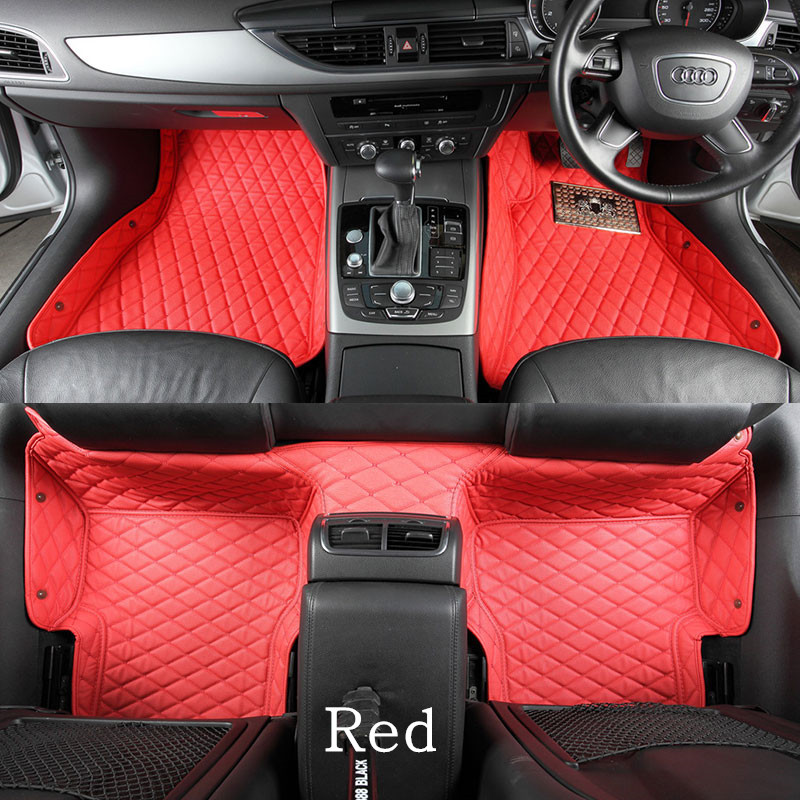 New Personalized Car Mats and Seat Covers