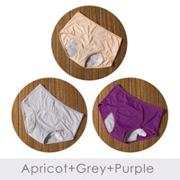 Apricot Grey Purple