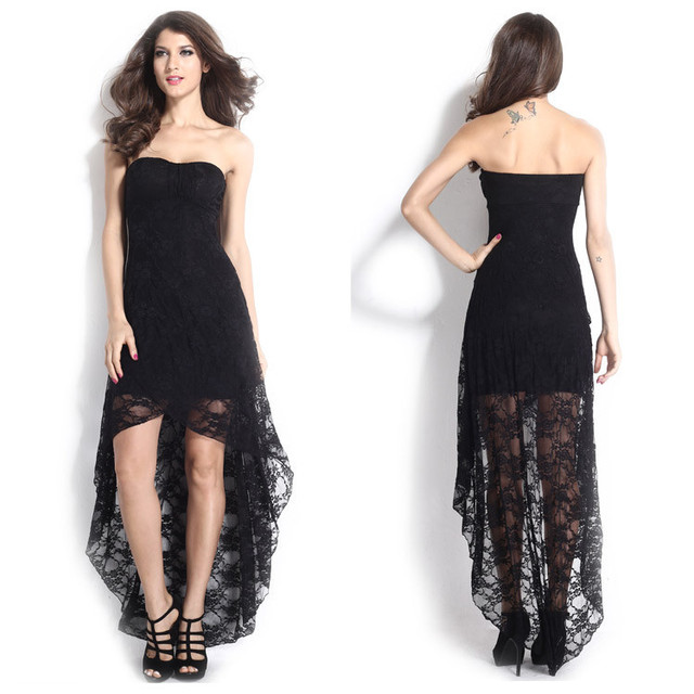Plus Size Woman In A Fun Tea Length Dress I Think It