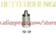 купить YD-39 piezoelectric accelerometer Vibration acceleration sensor YD-39 accelerometer по цене 9717.93 рублей