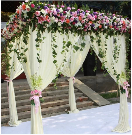 Wedding Supplies Wedding Decoration Flowers Pavilion Decoration
