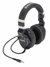 Samson Z25 Closed Back Comfort Wear Earphone Over-ear Studio Monitor Noise Isolating Headphones For Music Lovers & Musicians