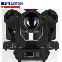 High brightness 17R moving head light 350W beam for DJ stage light