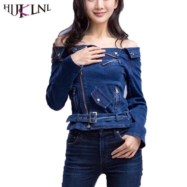 Sexy jean jacket