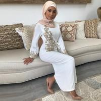 Abaya Muslim Morrocan Robe Hijab Maxi Dress Kaftan Burca Pakistani Long Islamic Dresses Evening Party Caftan Dubai Vestido Largo