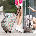 Trolley Suitcase Waterproof Fashion Tourism Women And Men Travel Bags trolley Wheels Rolling Luggage Travel Luggage