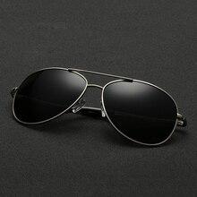 de702063fe Gafas de sol de conducción polarizadas para hombre sombras de gafas de sol  de pesca piloto vacaciones deportes al aire libre gaf.