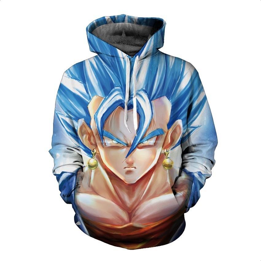 Dragon Ball Z Naruto Hoodies 3D Druck Pullover Sportswear Sweatshirt Super  Saiyan Cosplay Sohn Goku Vegeta Gokuh Outfit Tops in Dragon Ball Z Naruto  Hoodies ... 3ad7e1332c