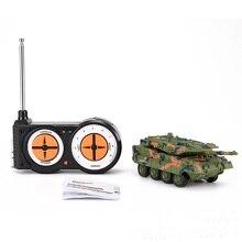 1: 72 Радио пульт дистанционного управления Мини Rc немецкие военные Stricker Artillery автомобиль тип-g Электрический страйкбол Радиоуправляемый мини-танк