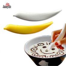 Electrical Latte Art Pen for Coffee Cake Spice Decoration drawing Carving Baking Pastry Tool box packing