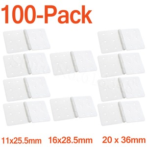 100pcs/Lot Nylon Pinned Hinge