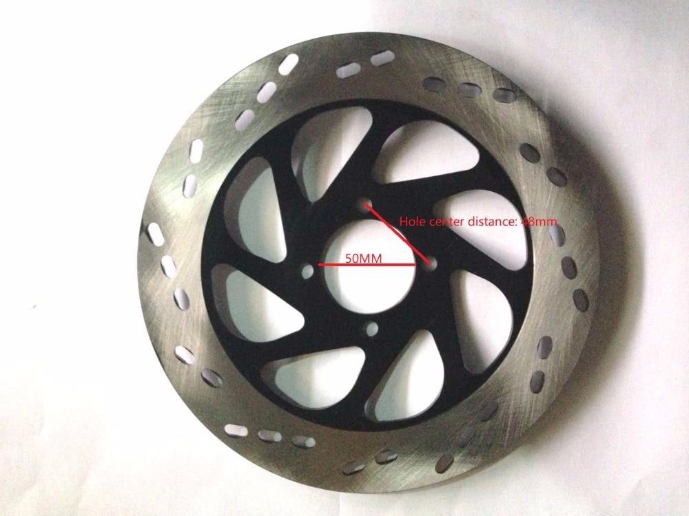 Диаметр 240 мм Тормозной диск для Haojue Suzuki EN125 мотоцикл QJ Keeway Китайский Скутер Honda Yamaha Kawasaki ATV Мопед картинг