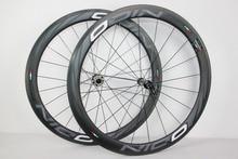 ODIN CARBON wheel font b road b font bike wheel 700C 50MM bikes wheel