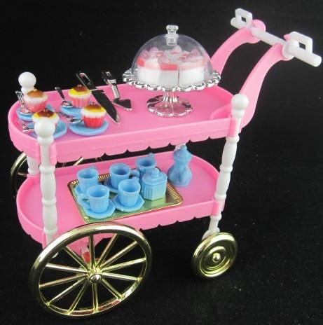 Hot Sell Children Play Toys Girls Birthday Gift Cake Car