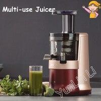 Automatic Fruit Juicer Tritan Material Juicing Machine 500ml Large Capacity Juice Extractor Fruit Squeezer