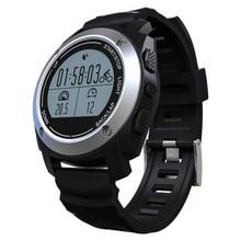 Smartelife gps monitor de ritmo cardíaco deportes relojes inteligentes bluetooth con el podómetro adecuado para al aire libre ciclismo para android iphone