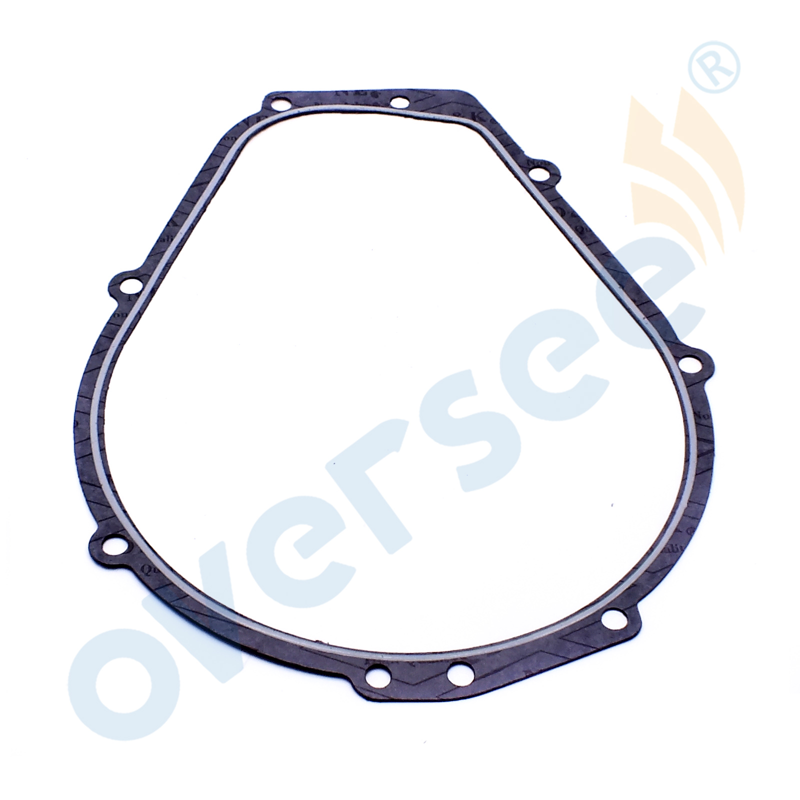 Boat Motor 6M6-81365-A0 Hole Cover Gasket For Yamaha 6M681365A000 6M6-81365-A0-00