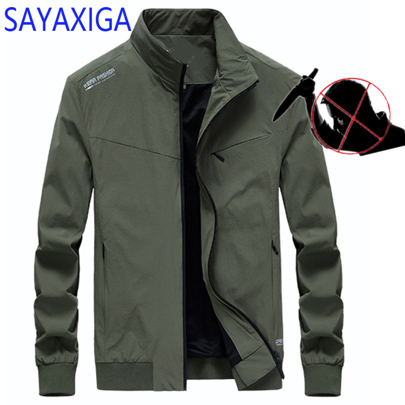 Self Defense Anti Cut Clothing Stealth Anti stab Knife thorn Resistant stab proof stabfree Jacket Soft Military Tactical Outfits-in Jackets from Men's Clothing