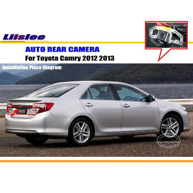Nice Camry Backup Camera Wiring Schematic Component - Schematic ...